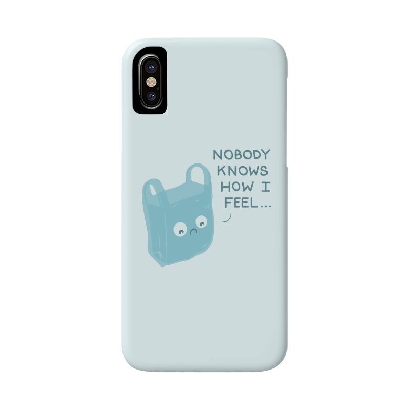 Do you ever feel Accessories Phone Case by agrimony // Aaron Thong