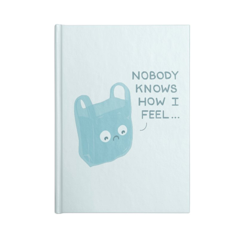 Do you ever feel Accessories Notebook by agrimony // Aaron Thong