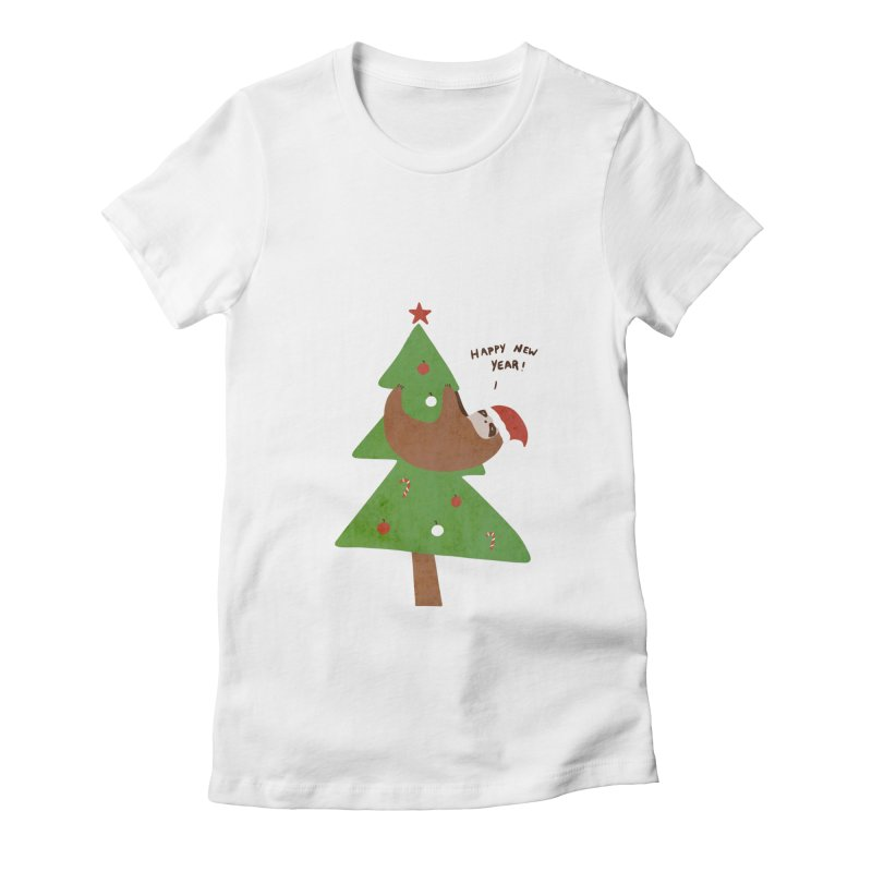 Belated Greetings Women's T-Shirt by agrimony // Aaron Thong