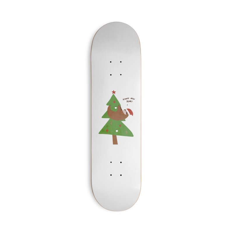 Belated Greetings Accessories Skateboard by agrimony // Aaron Thong