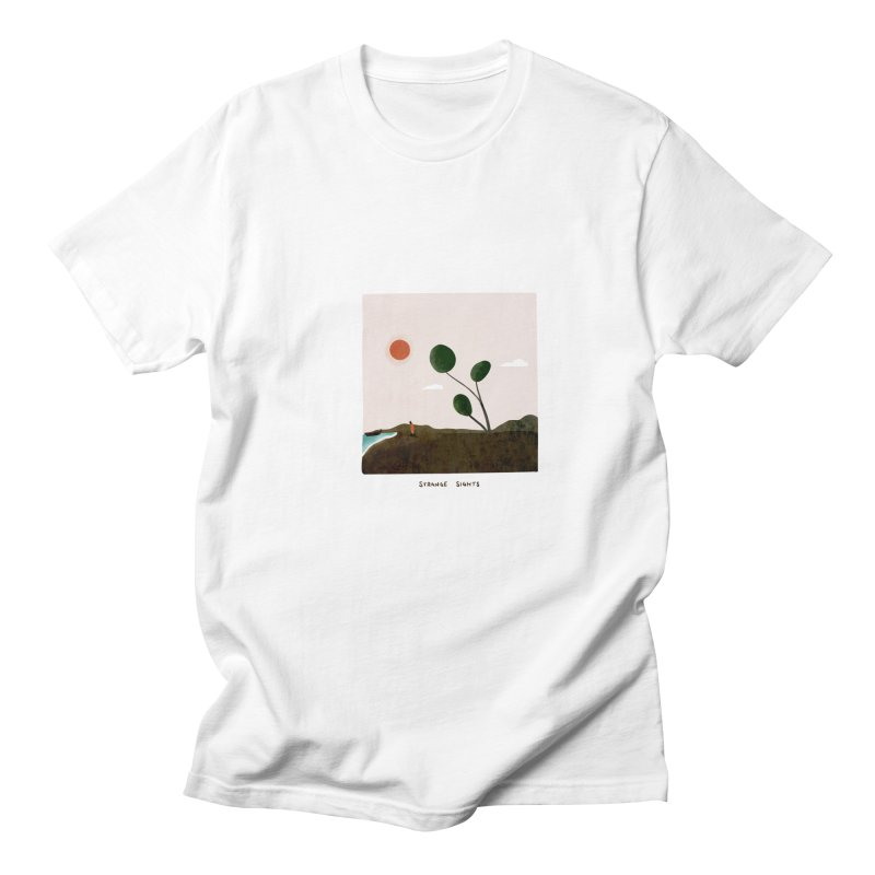 Strange Sights Men's T-Shirt by agrimony // Aaron Thong