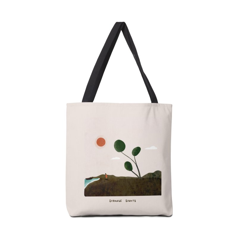 Strange Sights Accessories Bag by agrimony // Aaron Thong