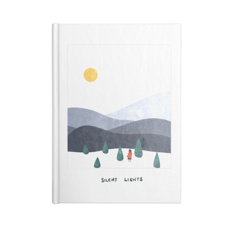 Silent Lights Accessories Notebook by agrimony // Aaron Thong