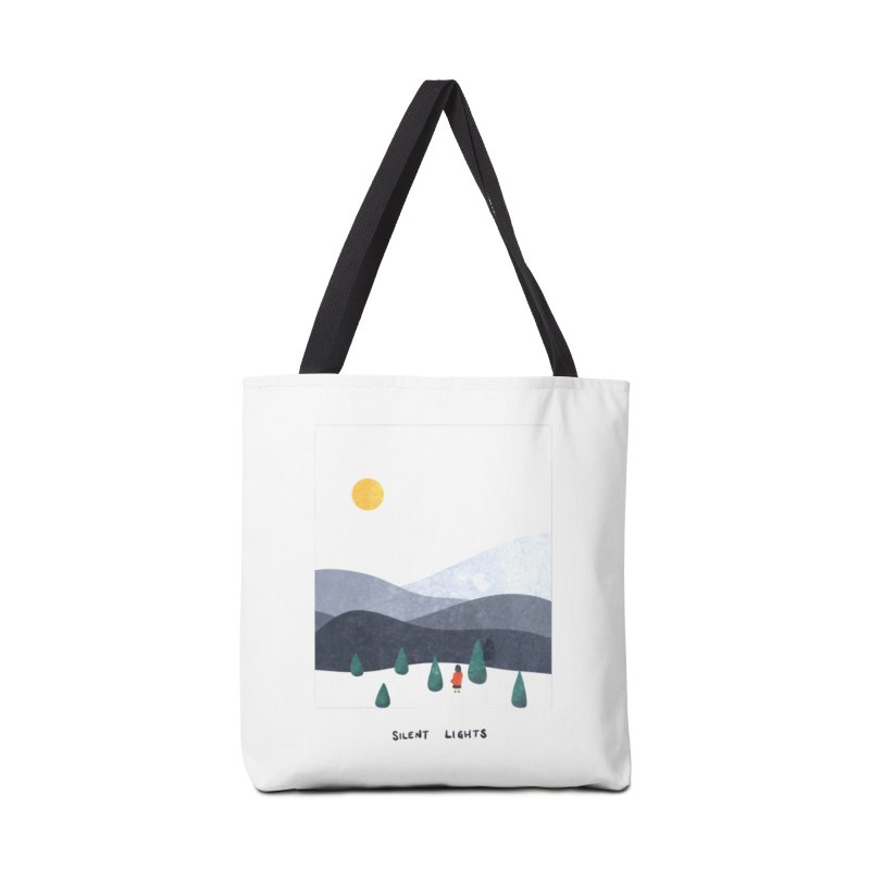 Silent Lights Accessories Bag by agrimony // Aaron Thong