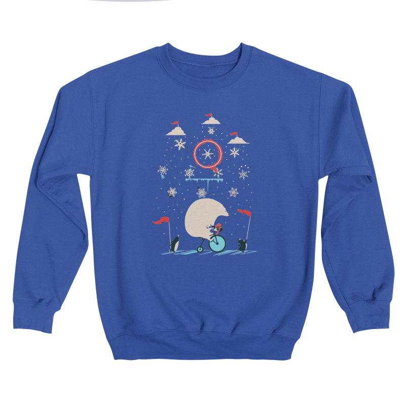 Arctic Circus Men's Sweatshirt by agrimony // Aaron Thong