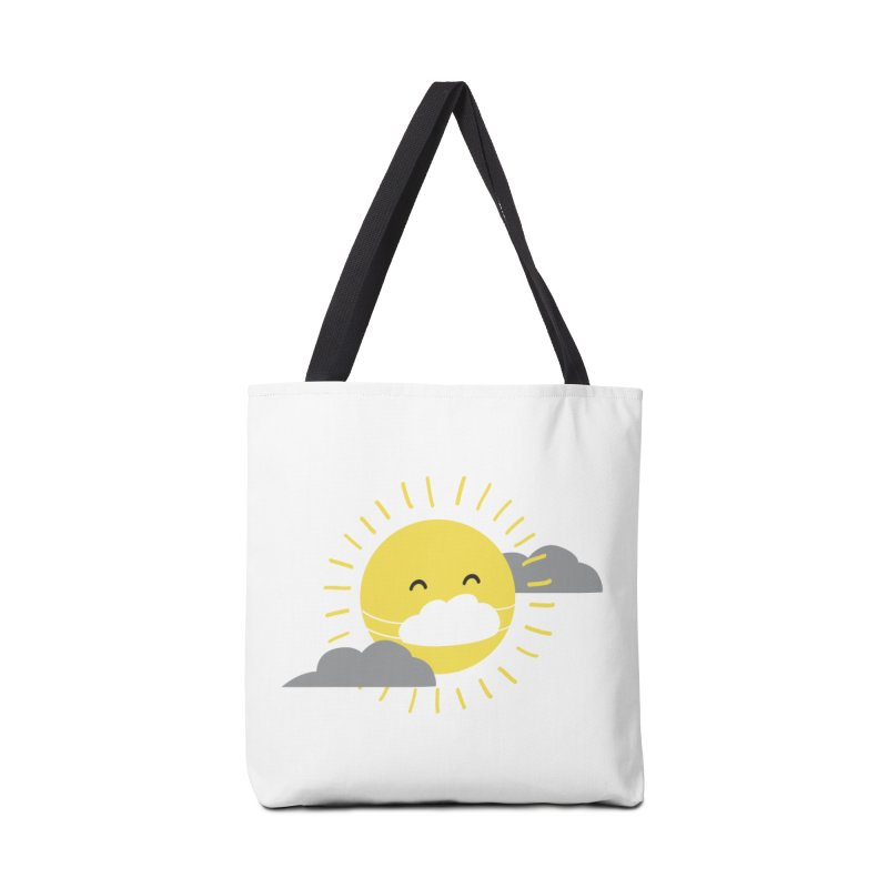 The Sun Will Shine Again Accessories Bag by agrimony // Aaron Thong