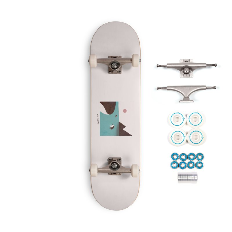 New Friends Accessories Skateboard by agrimony // Aaron Thong