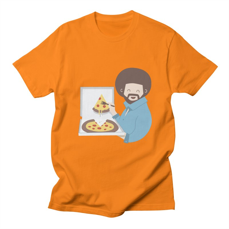 The Joy of Pizza Women's Unisex T-Shirt by agrimony // Aaron Thong