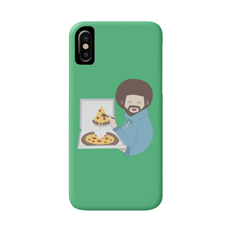 The Joy of Pizza Accessories Phone Case by agrimony // Aaron Thong