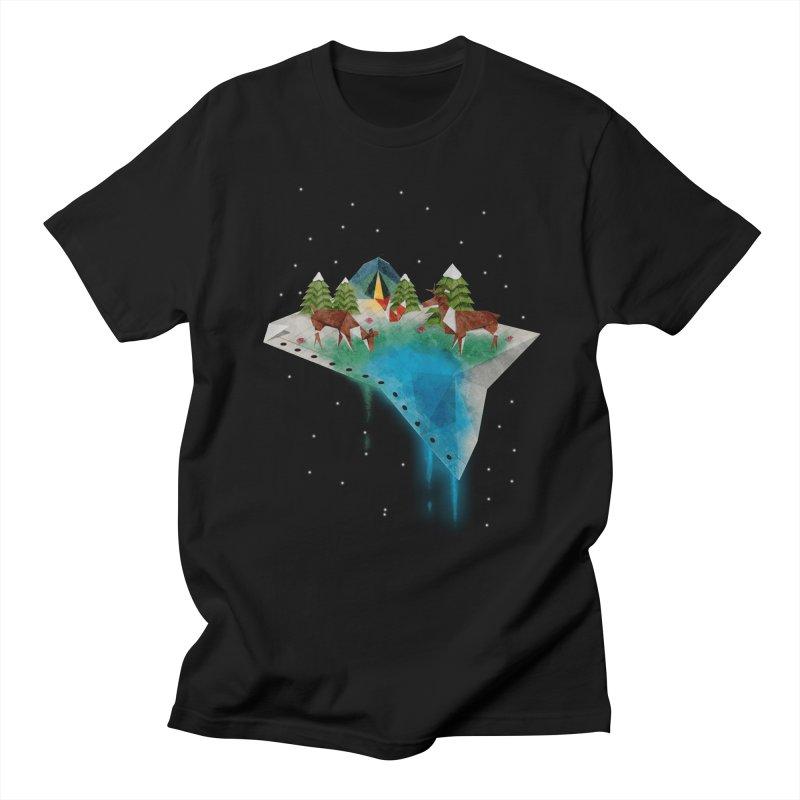 Oragama - Night Men's Regular T-Shirt by agrimony // Aaron Thong