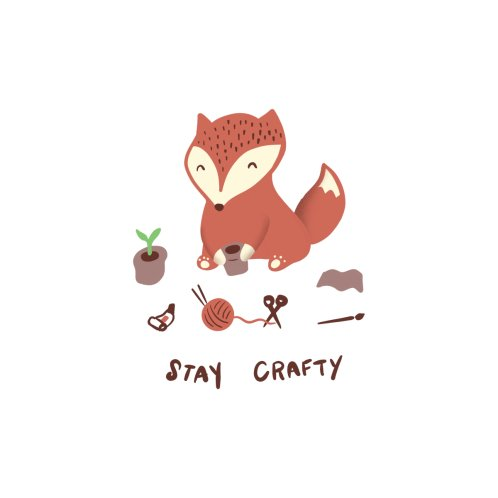 Design for Crafty as a Fox