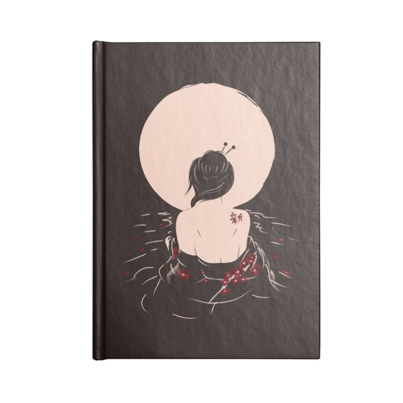 The Beauty and Sadness Accessories Notebook by agrimony // Aaron Thong