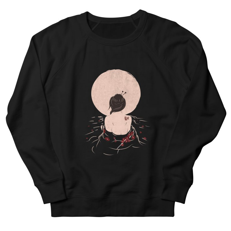 The Beauty and Sadness Women's Sweatshirt by agrimony // Aaron Thong