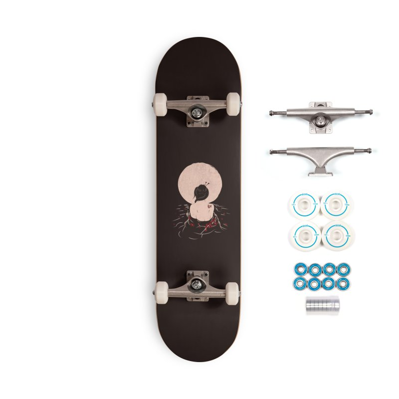 The Beauty and Sadness Accessories Complete - Basic Skateboard by agrimony // Aaron Thong