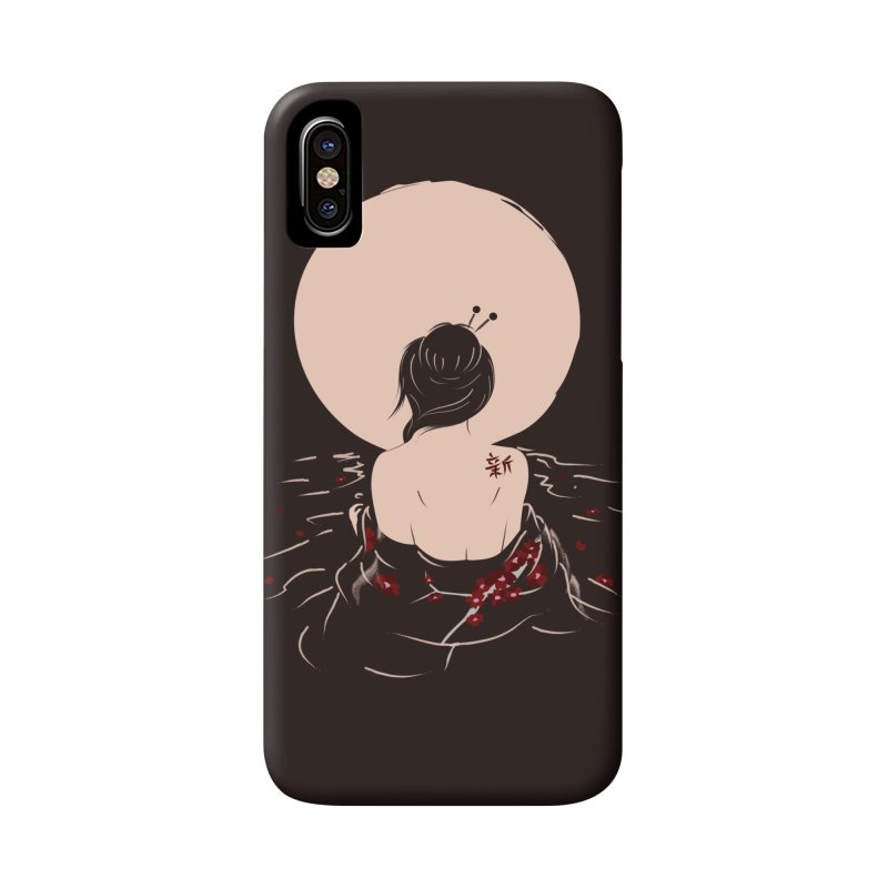 The Beauty and Sadness Accessories Phone Case by agrimony // Aaron Thong