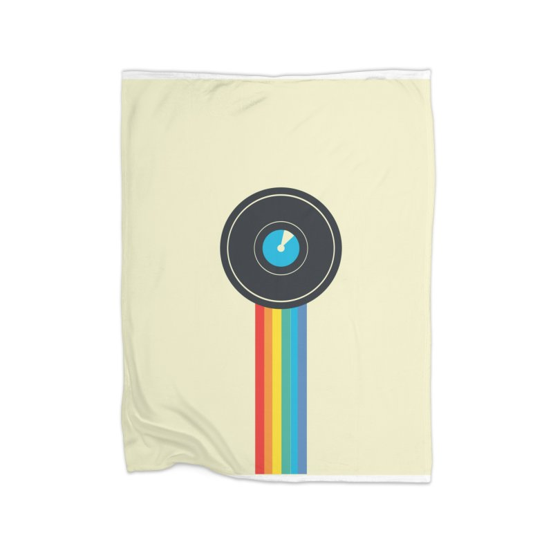 Polaroid Home Blanket by agrimony // Aaron Thong