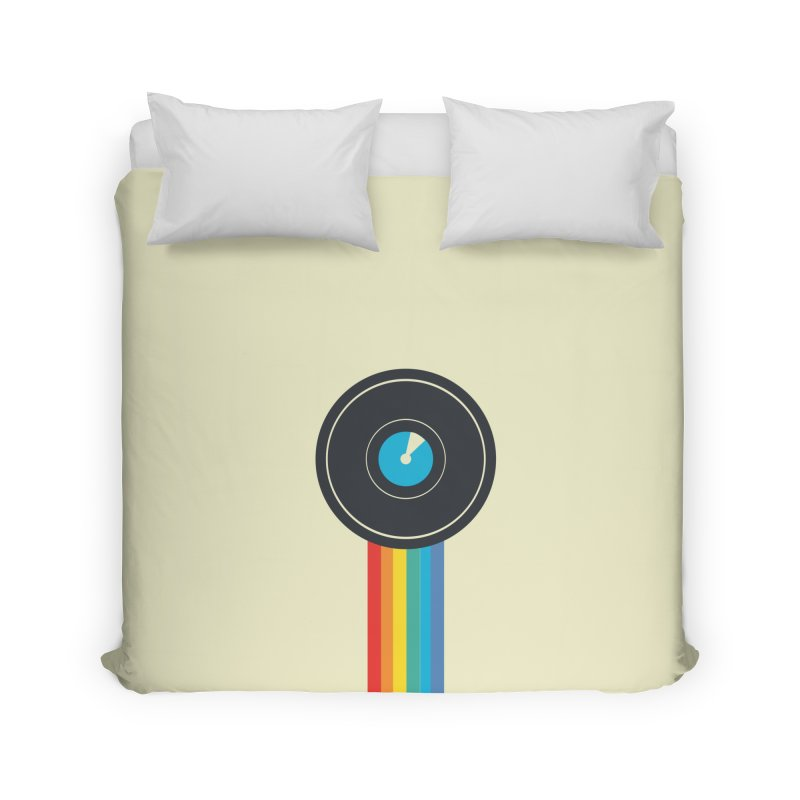 Polaroid Home Duvet by agrimony // Aaron Thong
