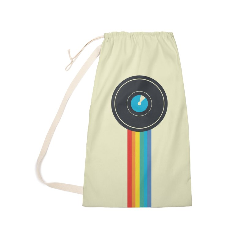 Polaroid Accessories Laundry Bag Bag by agrimony // Aaron Thong