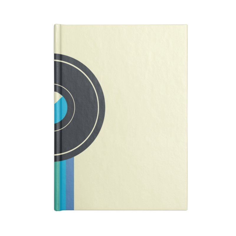 Polaroid Accessories Lined Journal Notebook by agrimony // Aaron Thong
