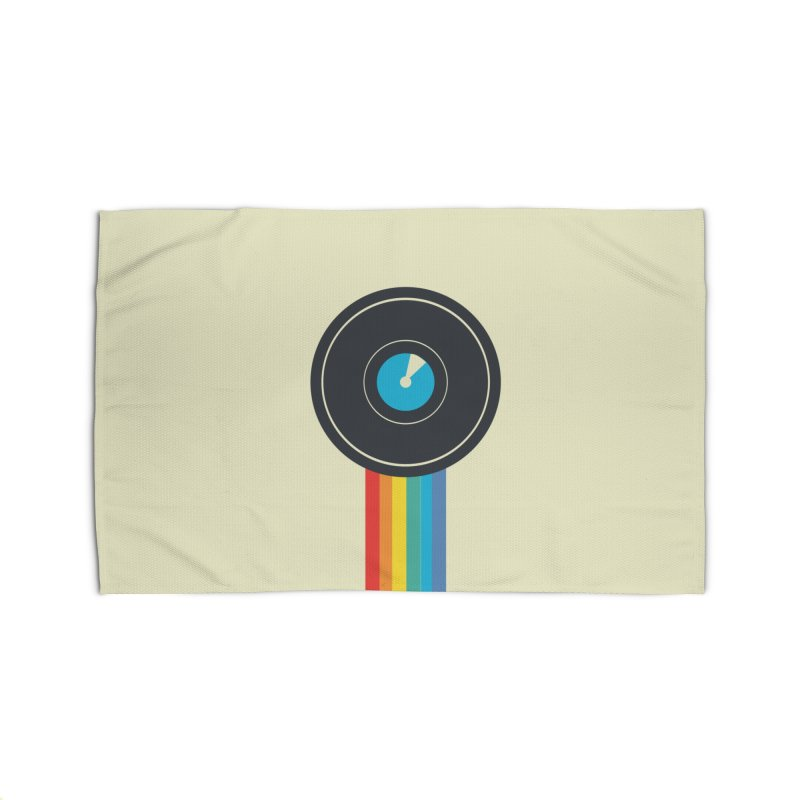 Polaroid Home Rug by agrimony // Aaron Thong