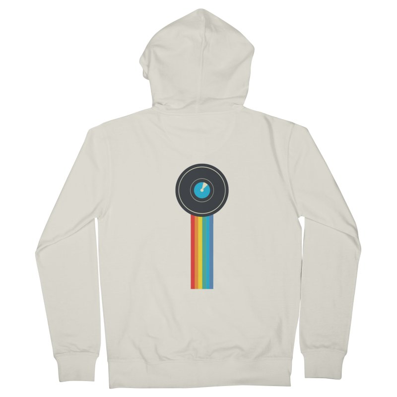 Polaroid Men's Zip-Up Hoody by agrimony // Aaron Thong