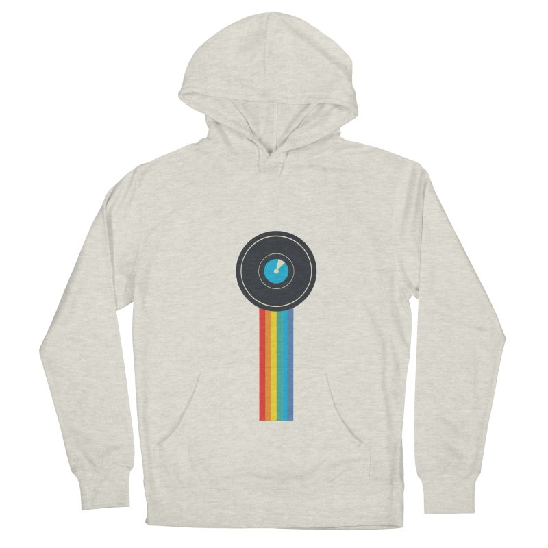 Polaroid Women's French Terry Pullover Hoody by agrimony // Aaron Thong