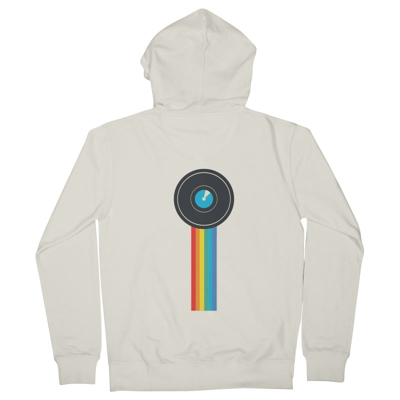 Polaroid Women's French Terry Zip-Up Hoody by agrimony // Aaron Thong