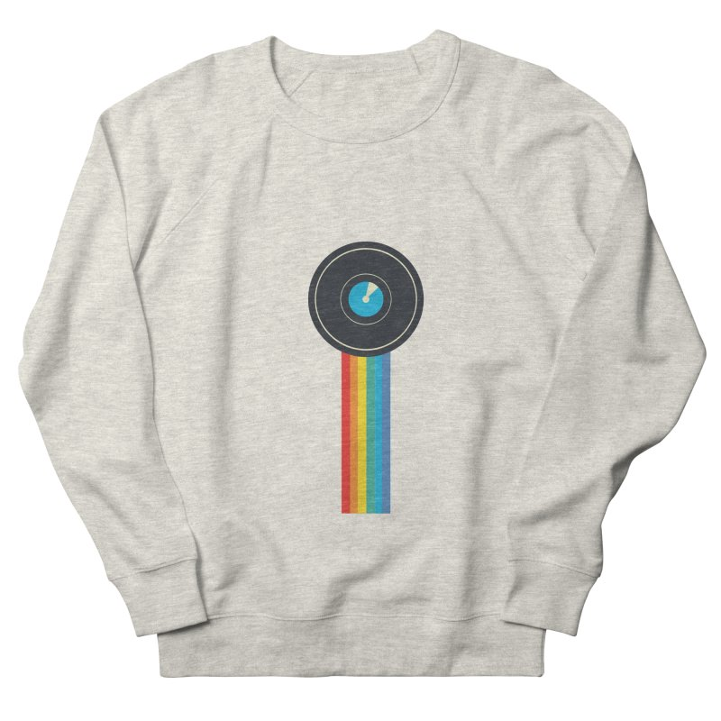 Polaroid Women's French Terry Sweatshirt by agrimony // Aaron Thong