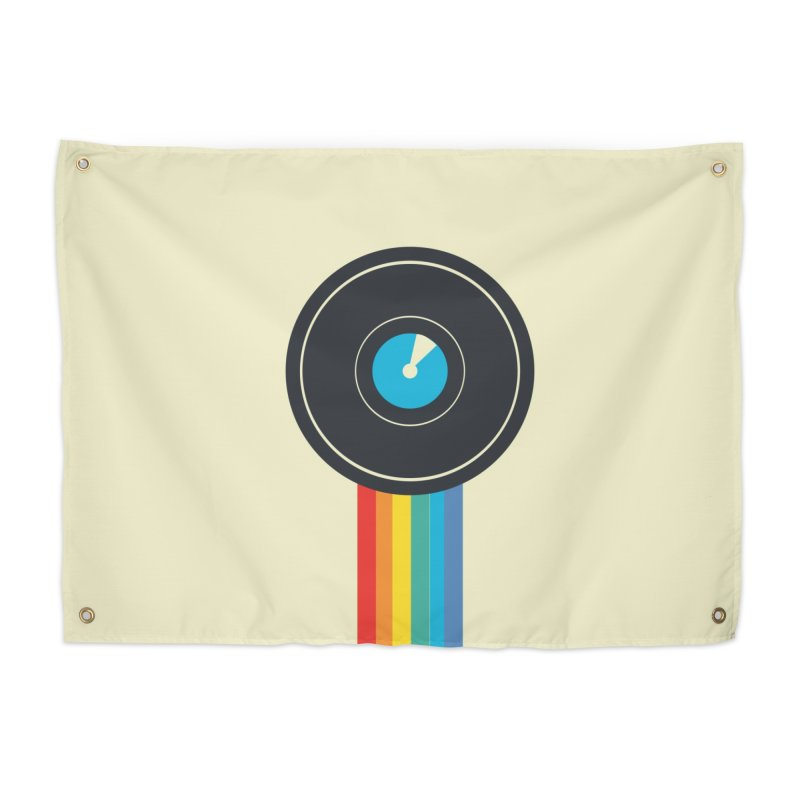 Polaroid Home Tapestry by agrimony // Aaron Thong