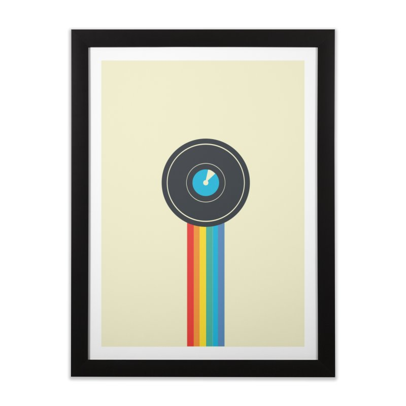Polaroid Home Framed Fine Art Print by agrimony // Aaron Thong