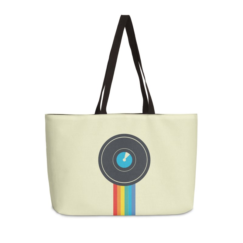 Polaroid Accessories Weekender Bag Bag by agrimony // Aaron Thong