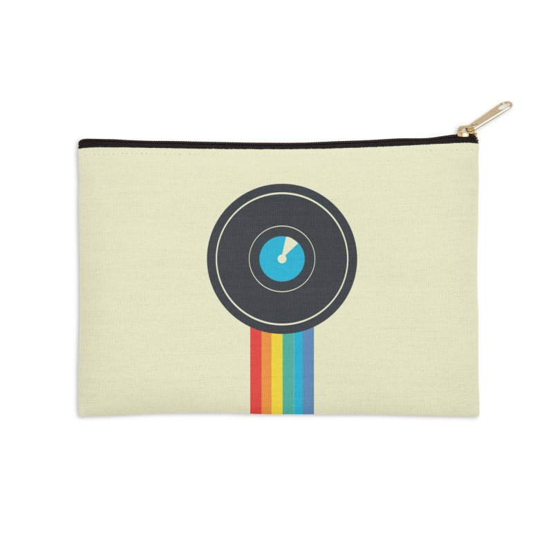 Polaroid Accessories Zip Pouch by agrimony // Aaron Thong