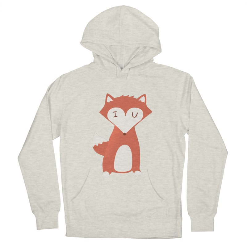 A Foxy Proposal Women's Pullover Hoody by agrimony // Aaron Thong