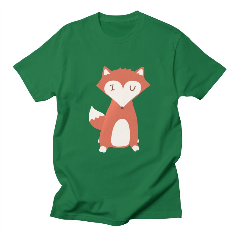 A Foxy Proposal Women's T-Shirt by agrimony // Aaron Thong