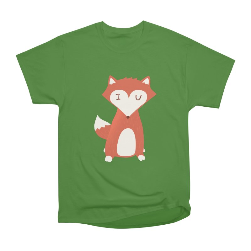 A Foxy Proposal Men's Classic T-Shirt by agrimony // Aaron Thong