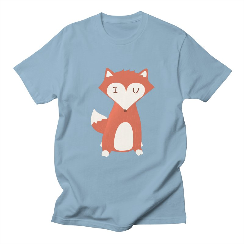 A Foxy Proposal Women's Unisex T-Shirt by agrimony // Aaron Thong