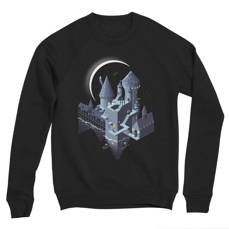 Monumental Harry Men's Sponge Fleece Sweatshirt by agrimony // Aaron Thong