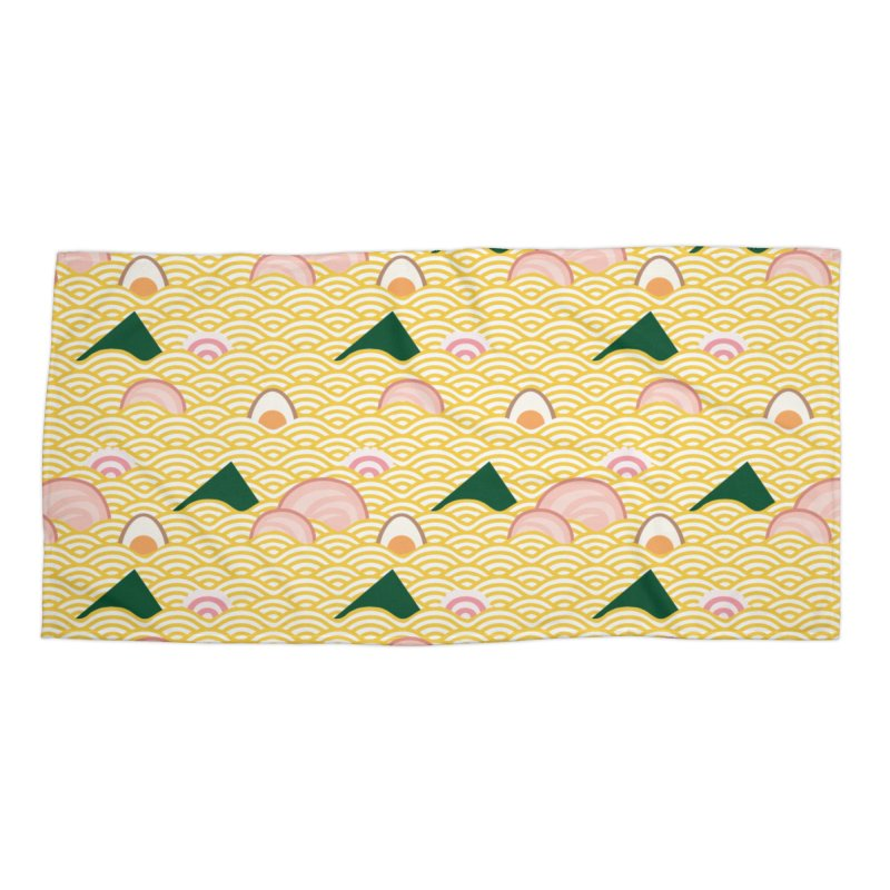 Ramen! Accessories Beach Towel by agrimony // Aaron Thong