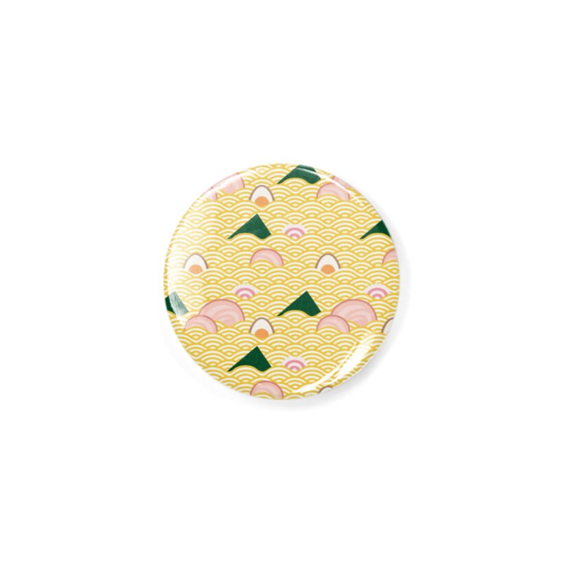 Ramen! Accessories Button by agrimony // Aaron Thong
