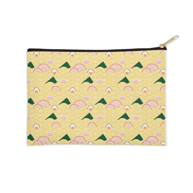 Ramen! Accessories Zip Pouch by agrimony // Aaron Thong