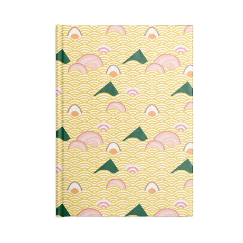 Ramen! Accessories Notebook by agrimony // Aaron Thong