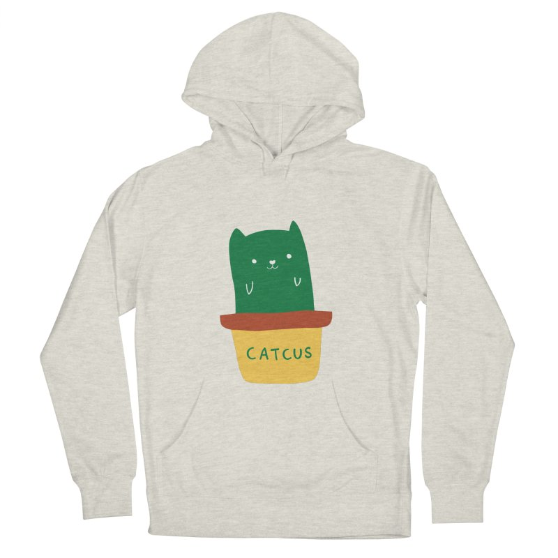 Catcus Women's Pullover Hoody by agrimony // Aaron Thong