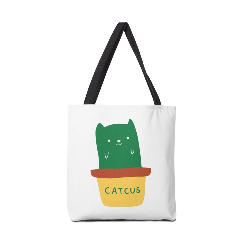 Catcus Accessories Bag by agrimony // Aaron Thong