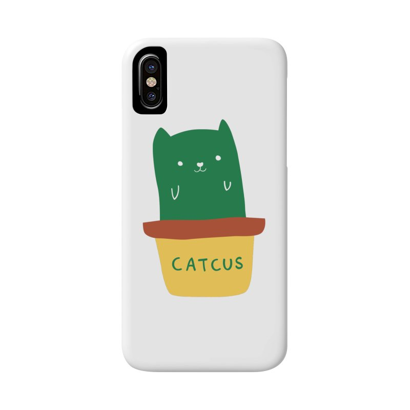 Catcus Accessories Phone Case by agrimony // Aaron Thong