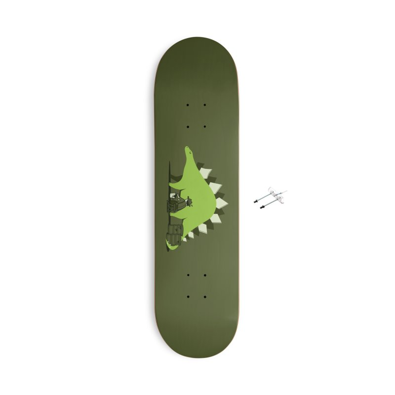 Crude oil origins Accessories Skateboard by agrimony // Aaron Thong
