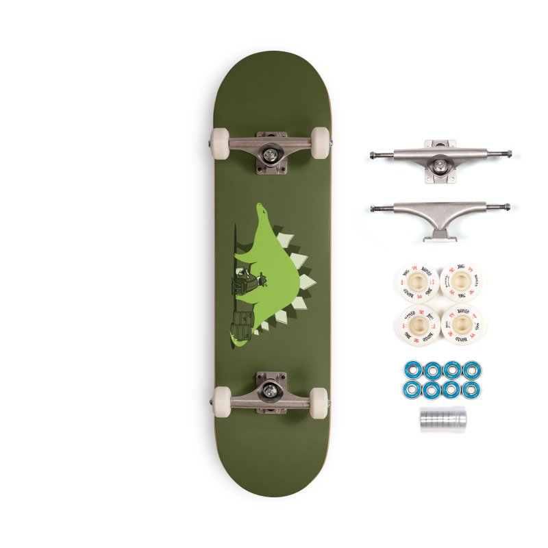 Crude oil origins Accessories Complete - Premium Skateboard by agrimony // Aaron Thong