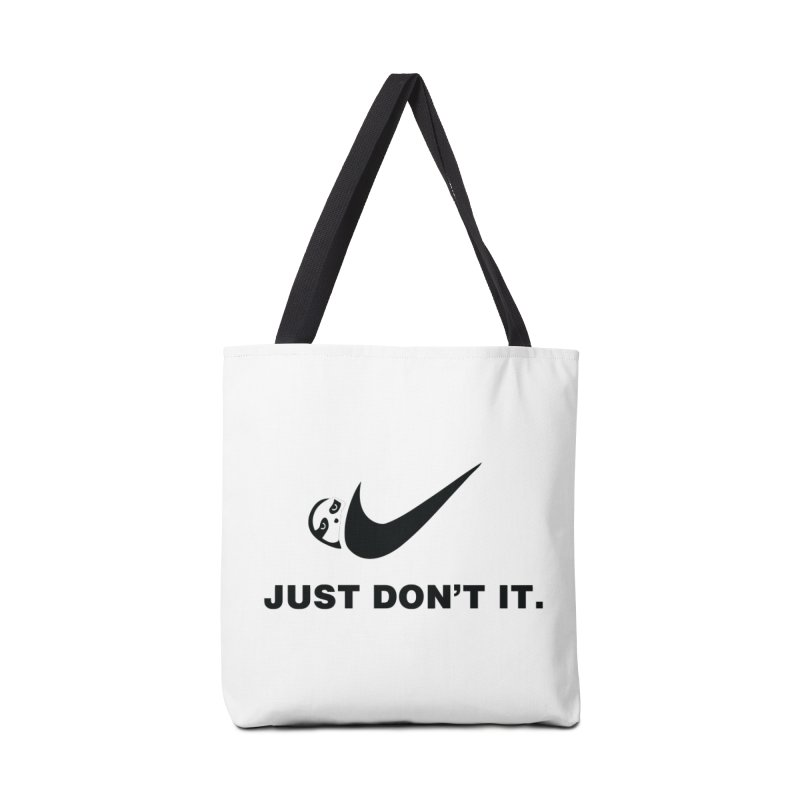 Just don't it Accessories Bag by agrimony // Aaron Thong