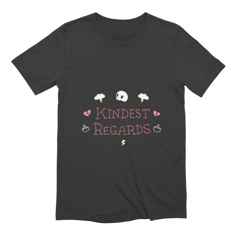 Kindest Regards Men's T-Shirt by agrimony // Aaron Thong