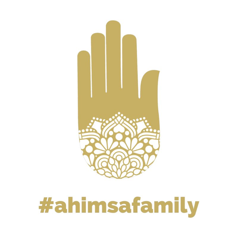 #ahimsafamily Design Women's Scoop Neck by ahimsafamily's shop
