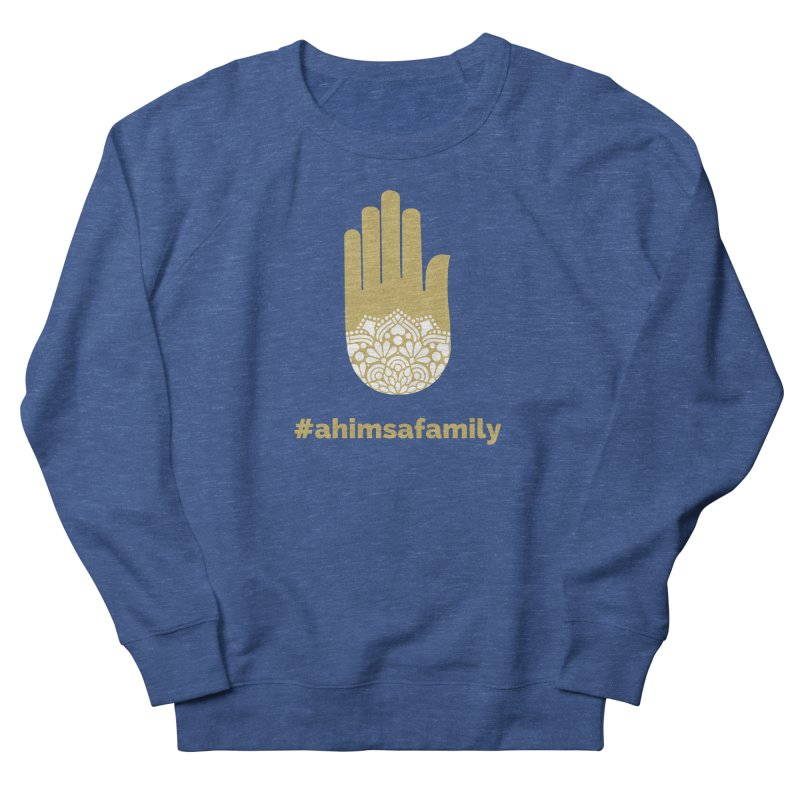 #ahimsafamily Design Women's Sweatshirt by ahimsafamily's shop